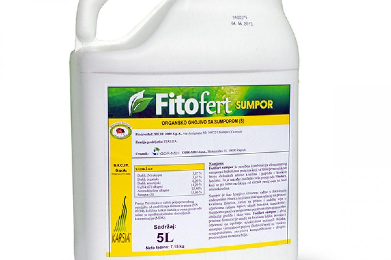 fitofertsumpor 5l